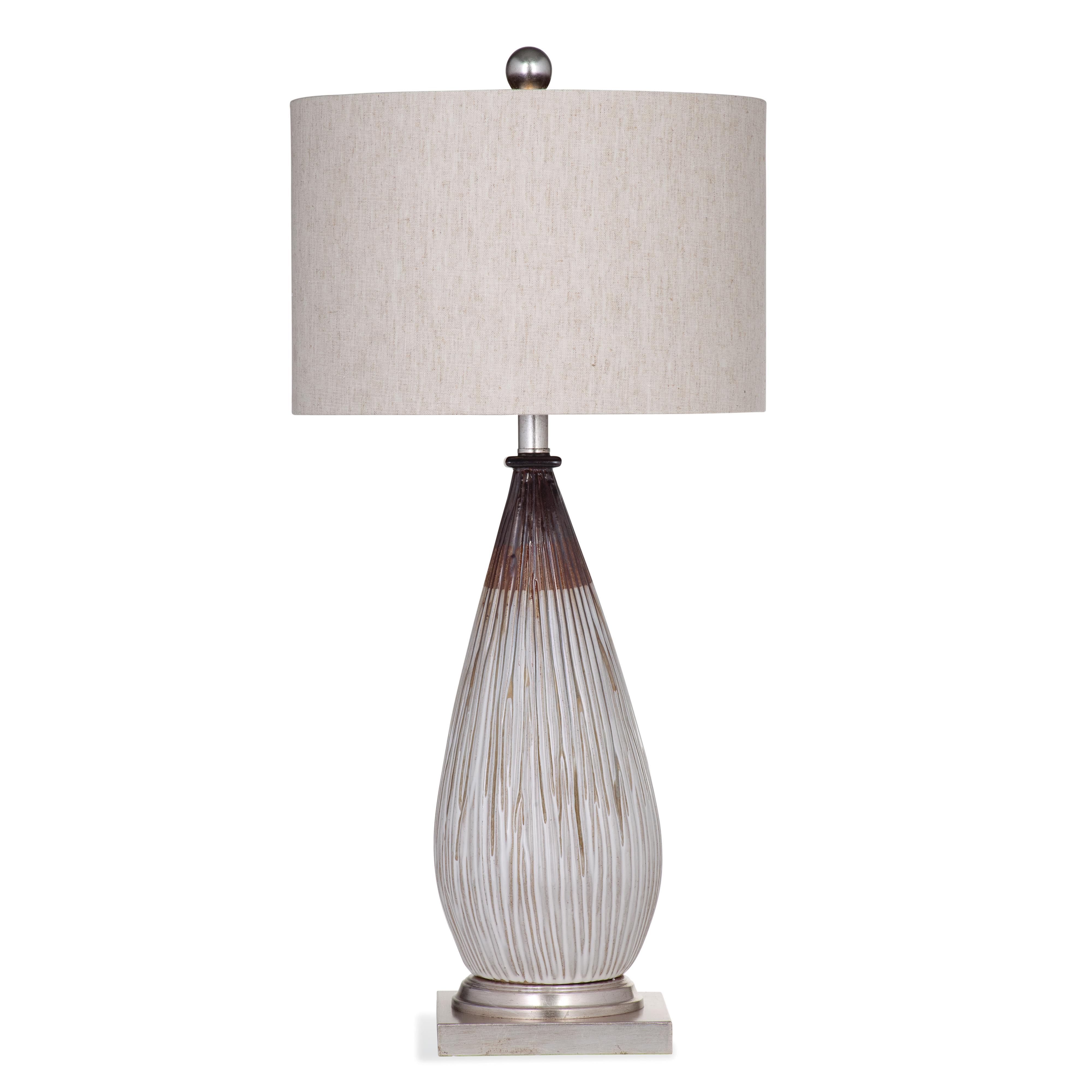 Old World Sherrill Table Lamp by Bassett Mirror at Alison Craig Home Furnishings