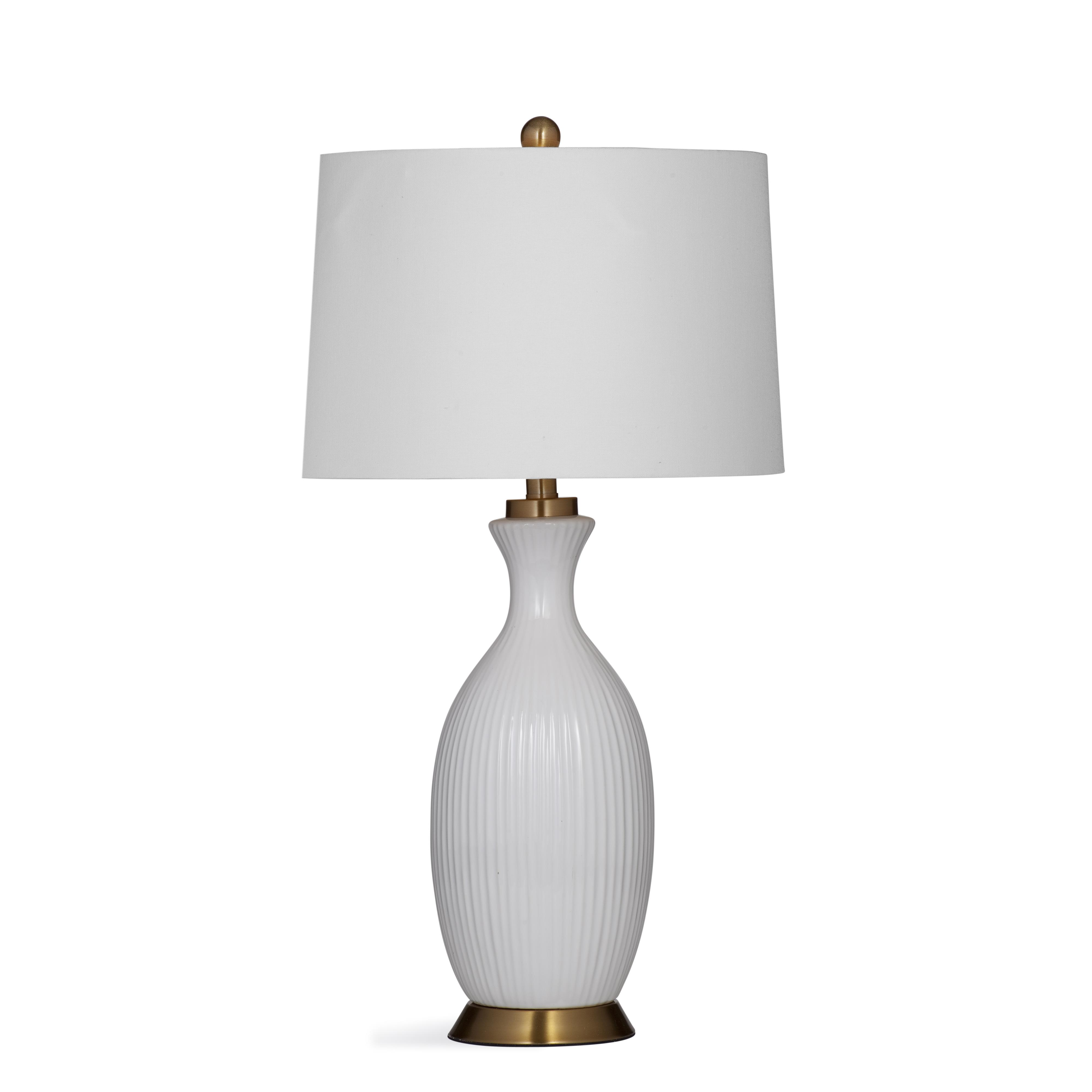 Old World Gadsen Table Lamp by Bassett Mirror at Alison Craig Home Furnishings