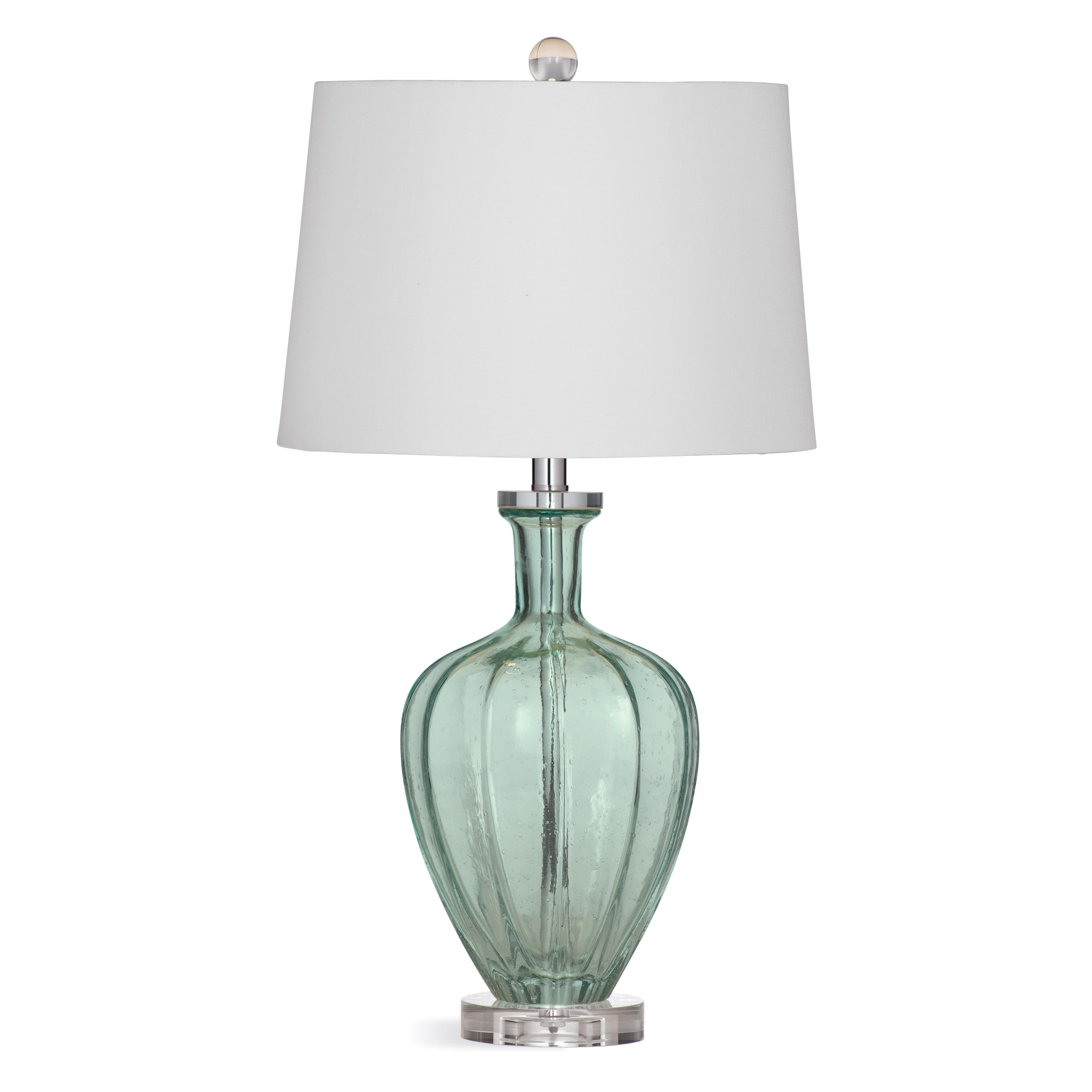 Old World Harriman Table Lamp by Bassett Mirror at Alison Craig Home Furnishings