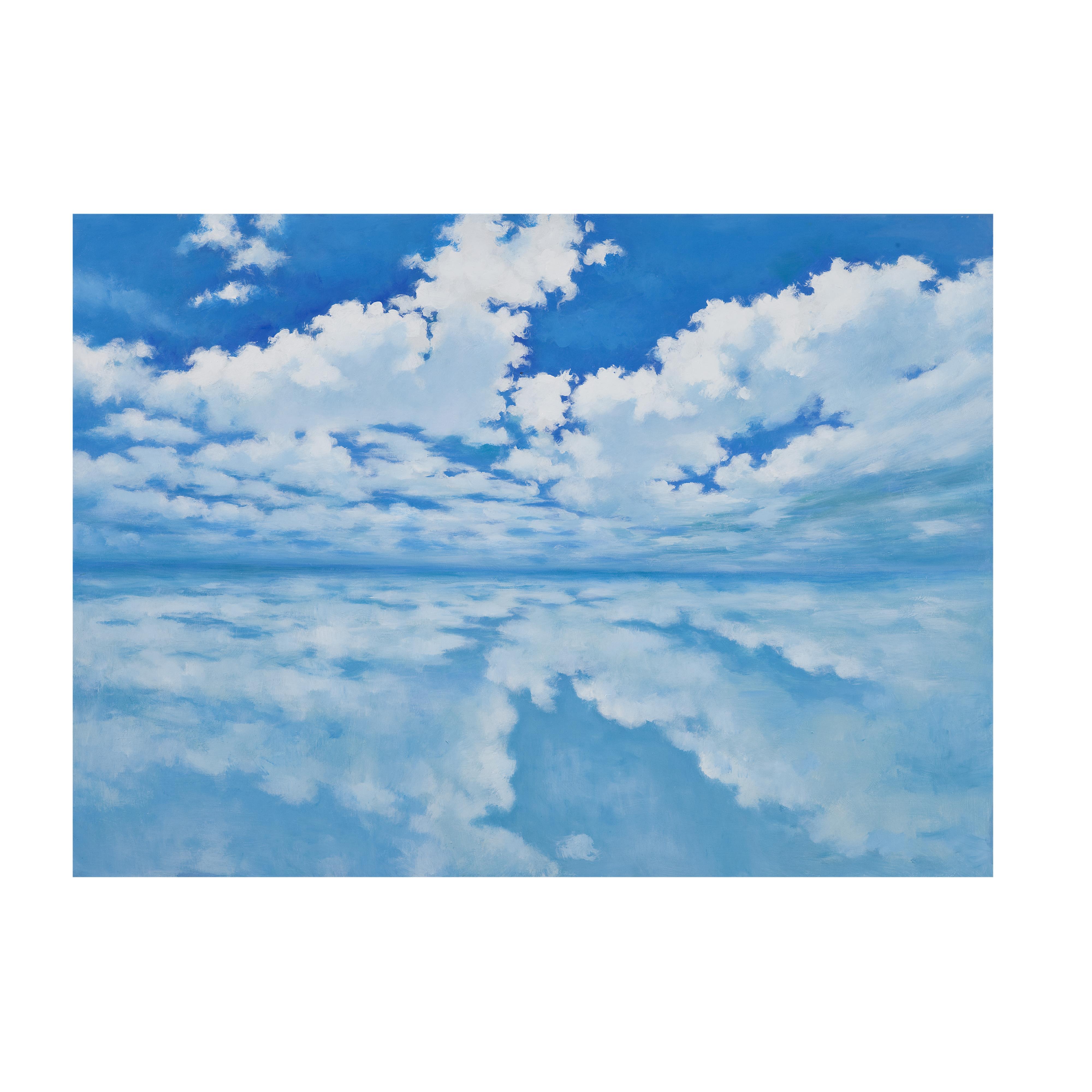 Pan Pacific Infinite Clouds by Bassett Mirror at Bullard Furniture