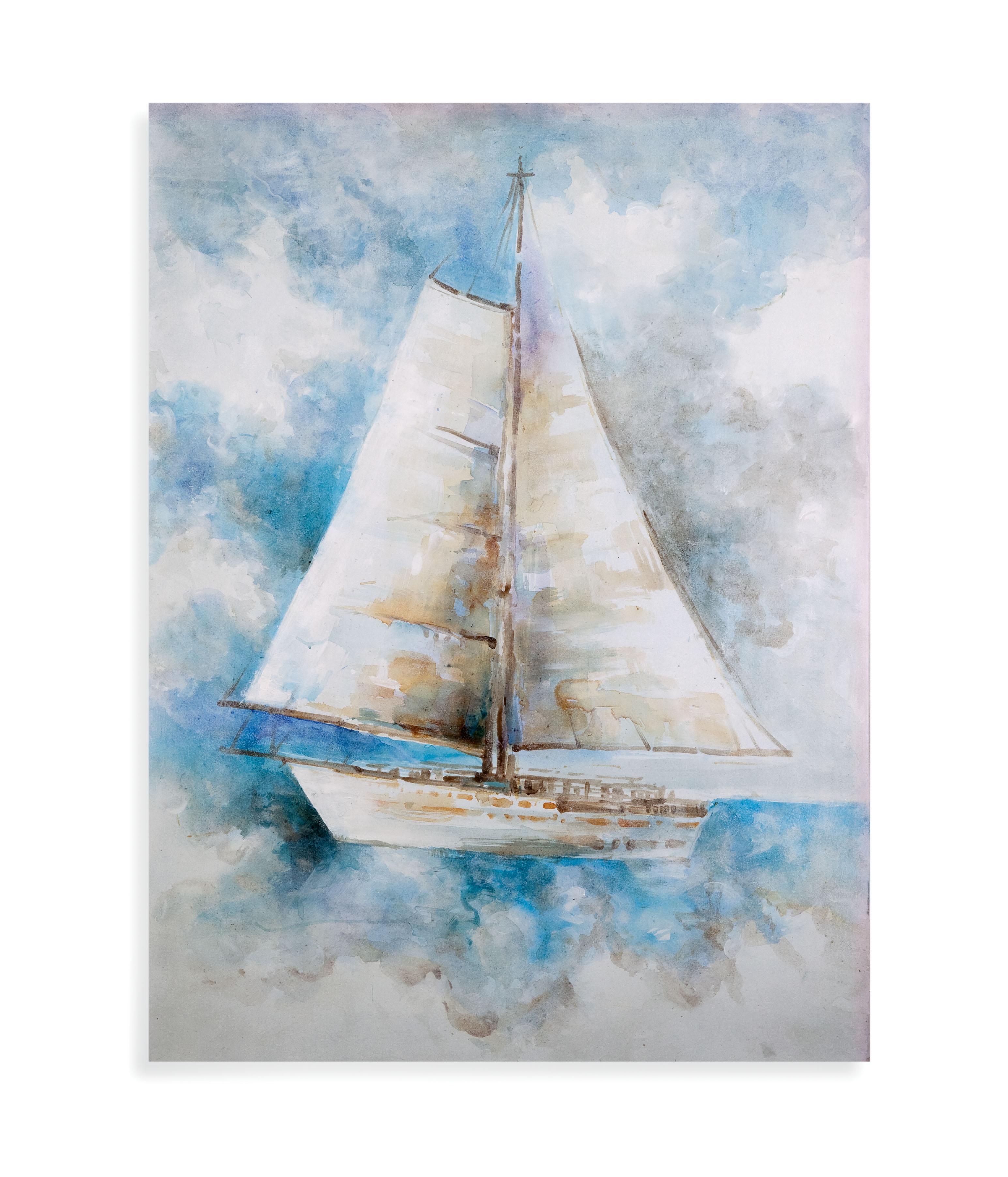 Pan Pacific Sail Ahead by Bassett Mirror at Bullard Furniture