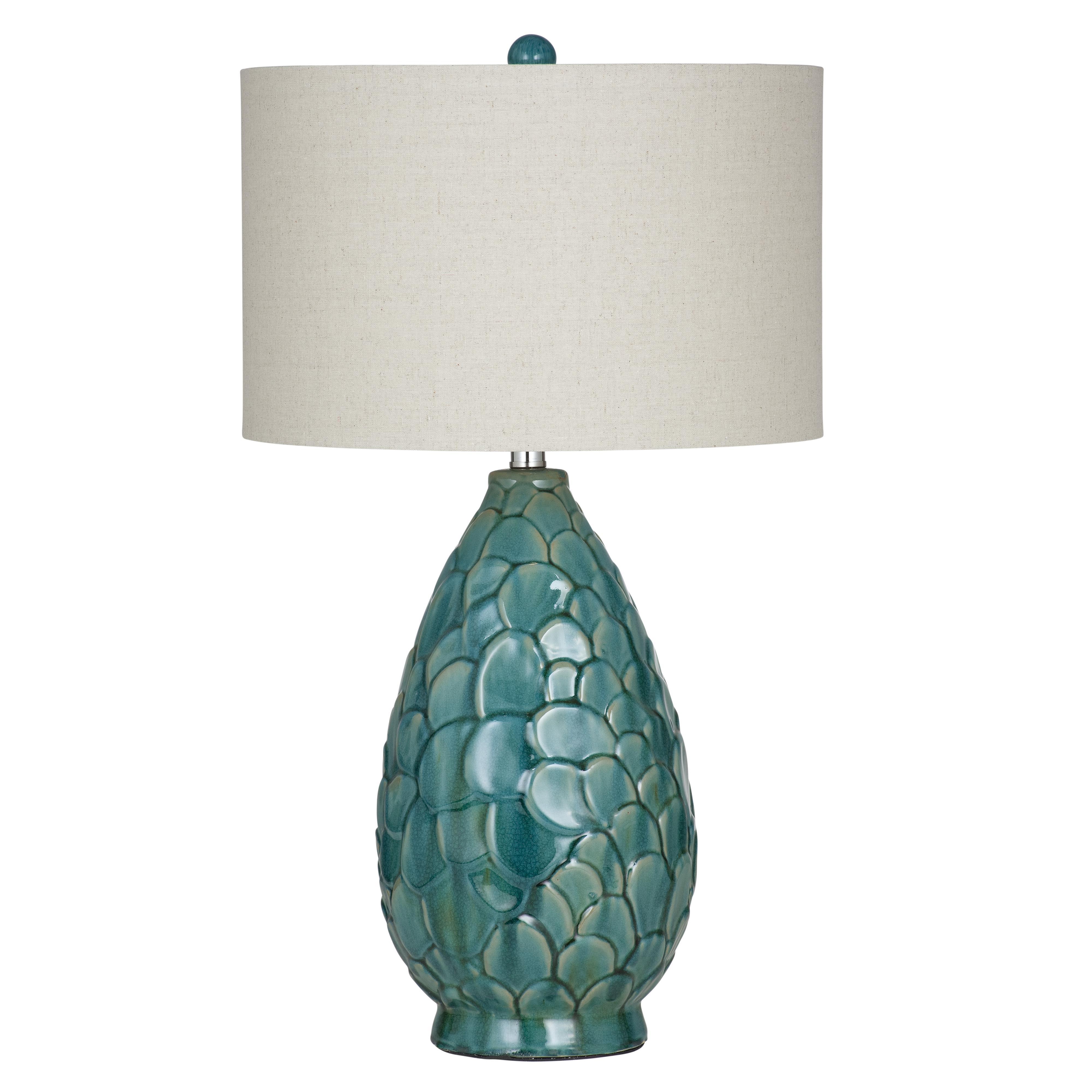Pan Pacific Sorento Table Lamp by Bassett Mirror at Alison Craig Home Furnishings