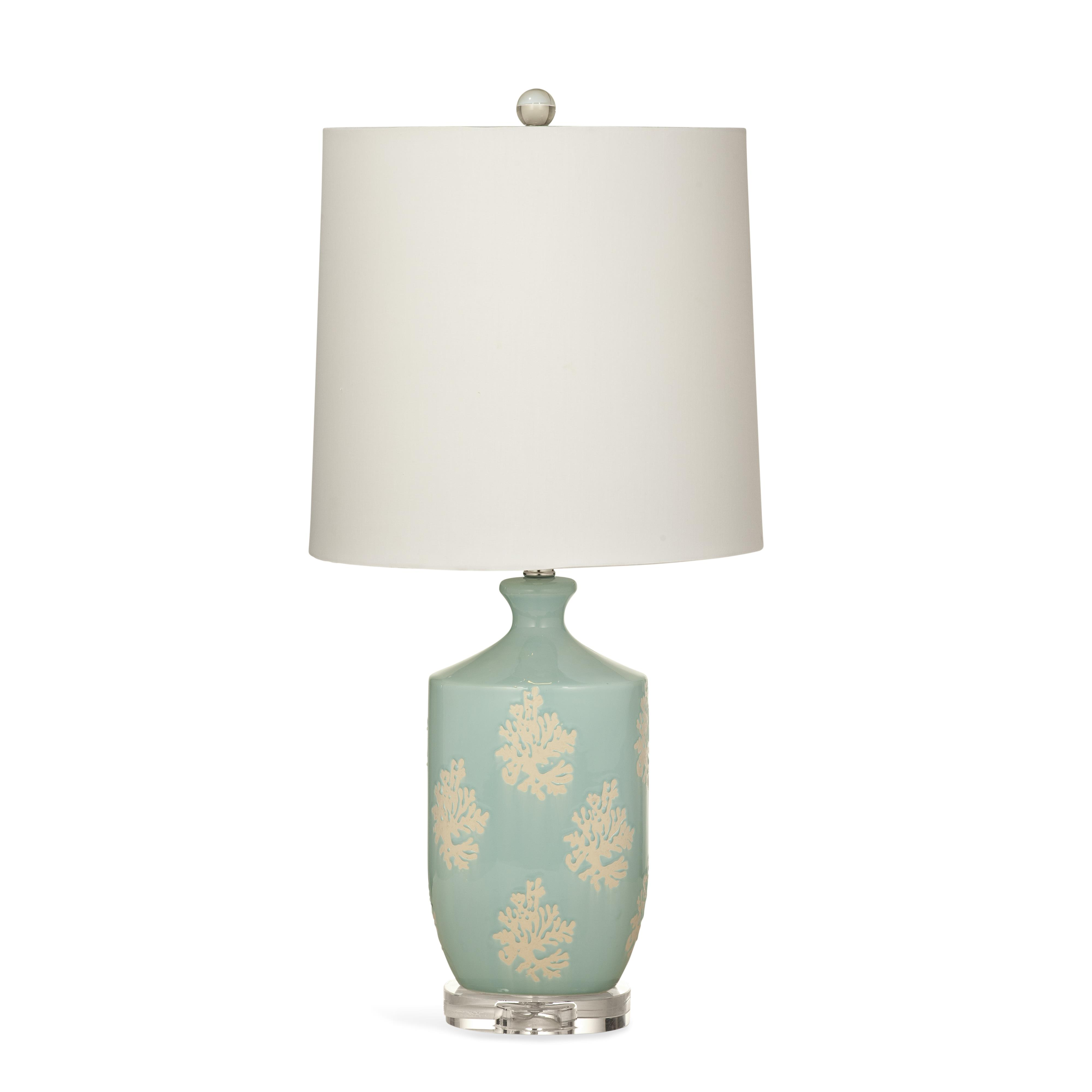 Pan Pacific Redington Table Lamp by Bassett Mirror at Alison Craig Home Furnishings