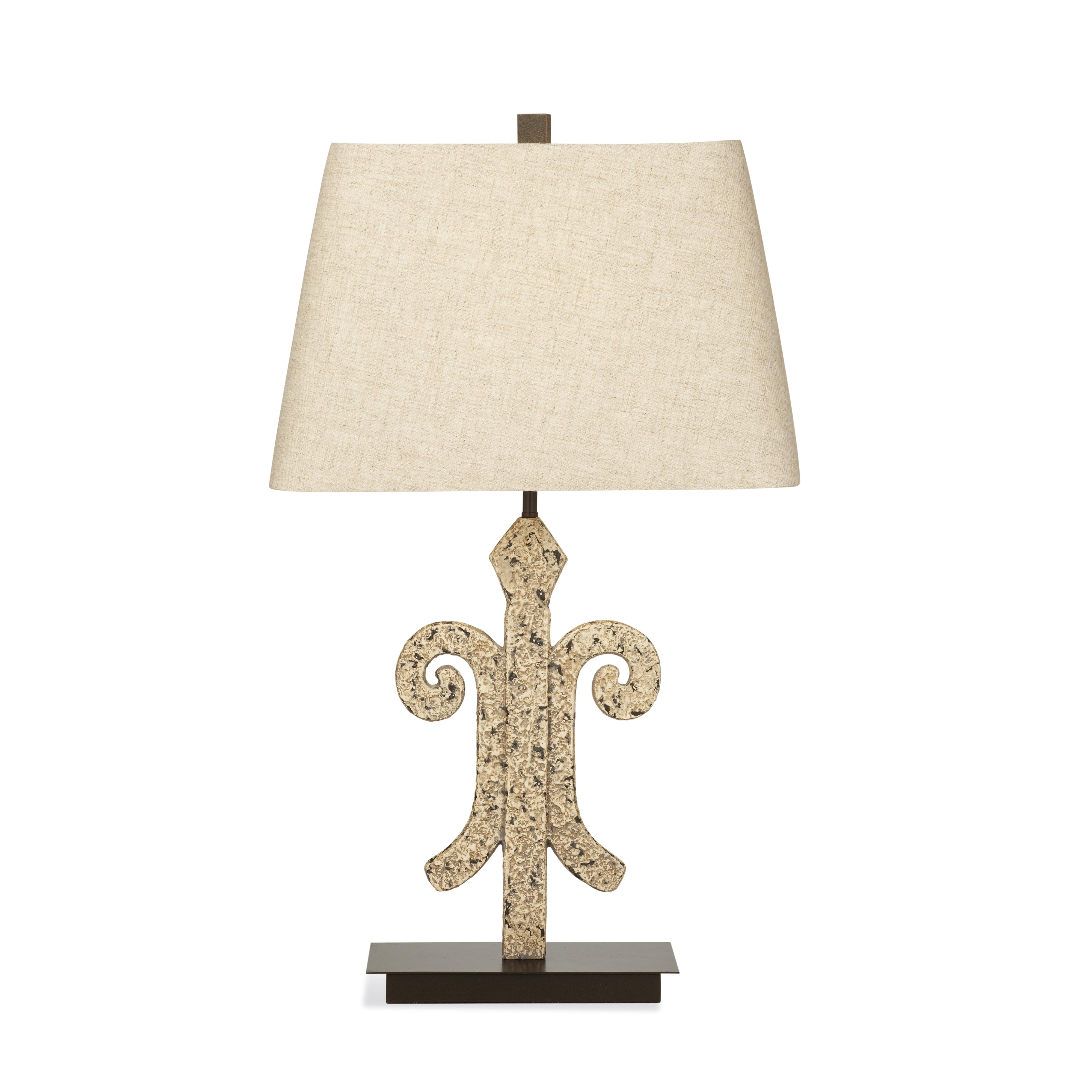 Pan Pacific Augusta Table Lamp by Bassett Mirror at Esprit Decor Home Furnishings