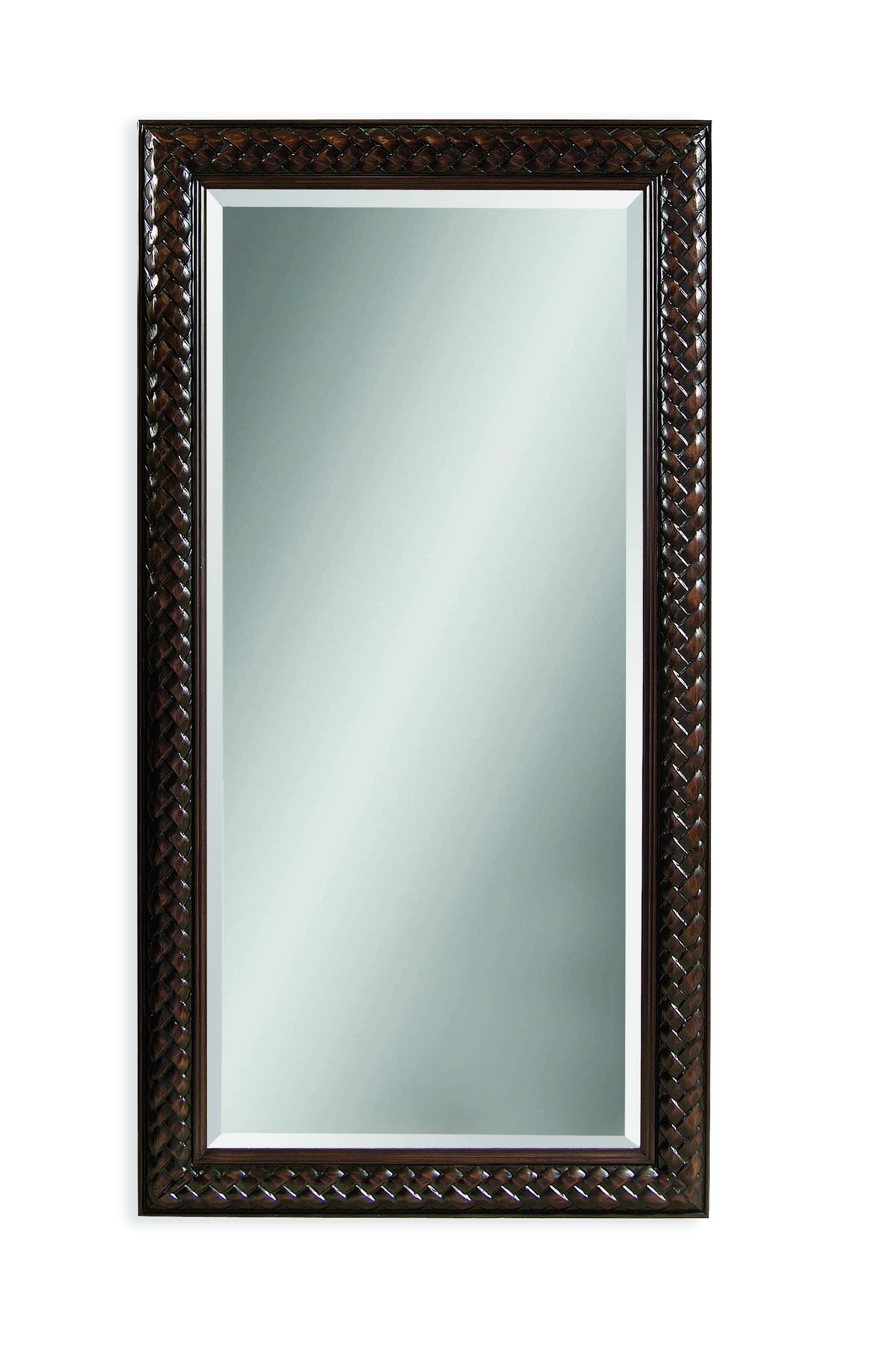 Pan Pacific Newcombe Leaner Mirror by Bassett Mirror at Bullard Furniture
