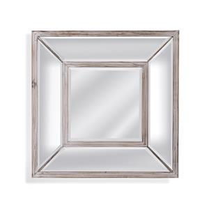 Pompano Square Wall Mirror