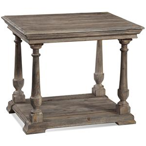 Bassett Mirror Pemberton Rectangular End Table