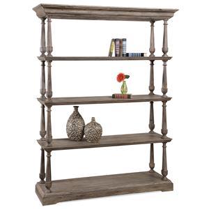 Bookcase w/ 4 Shelves