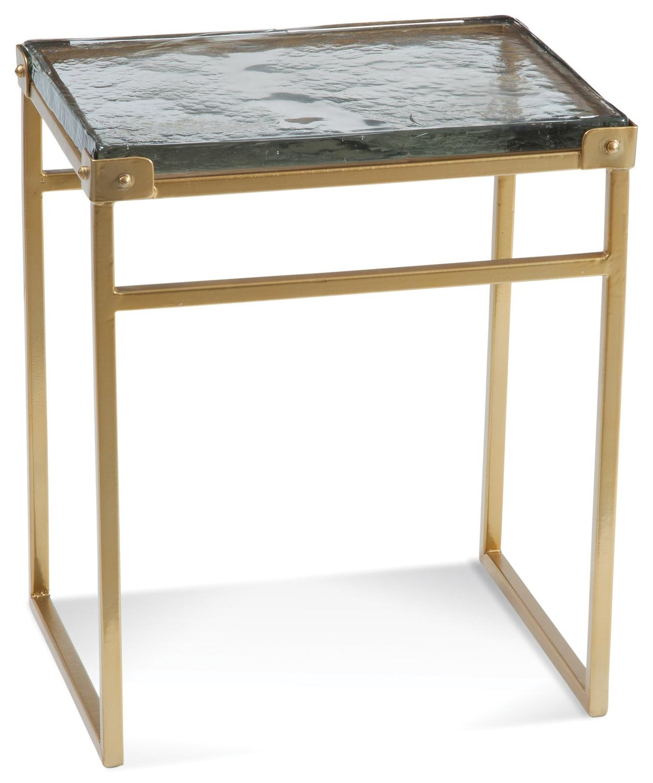 Radley Accent Table by Bassett Mirror at Johnny Janosik