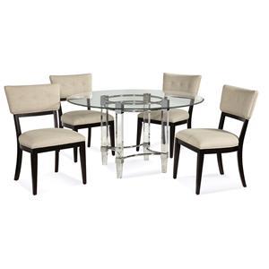Cristal Casual Dining Set