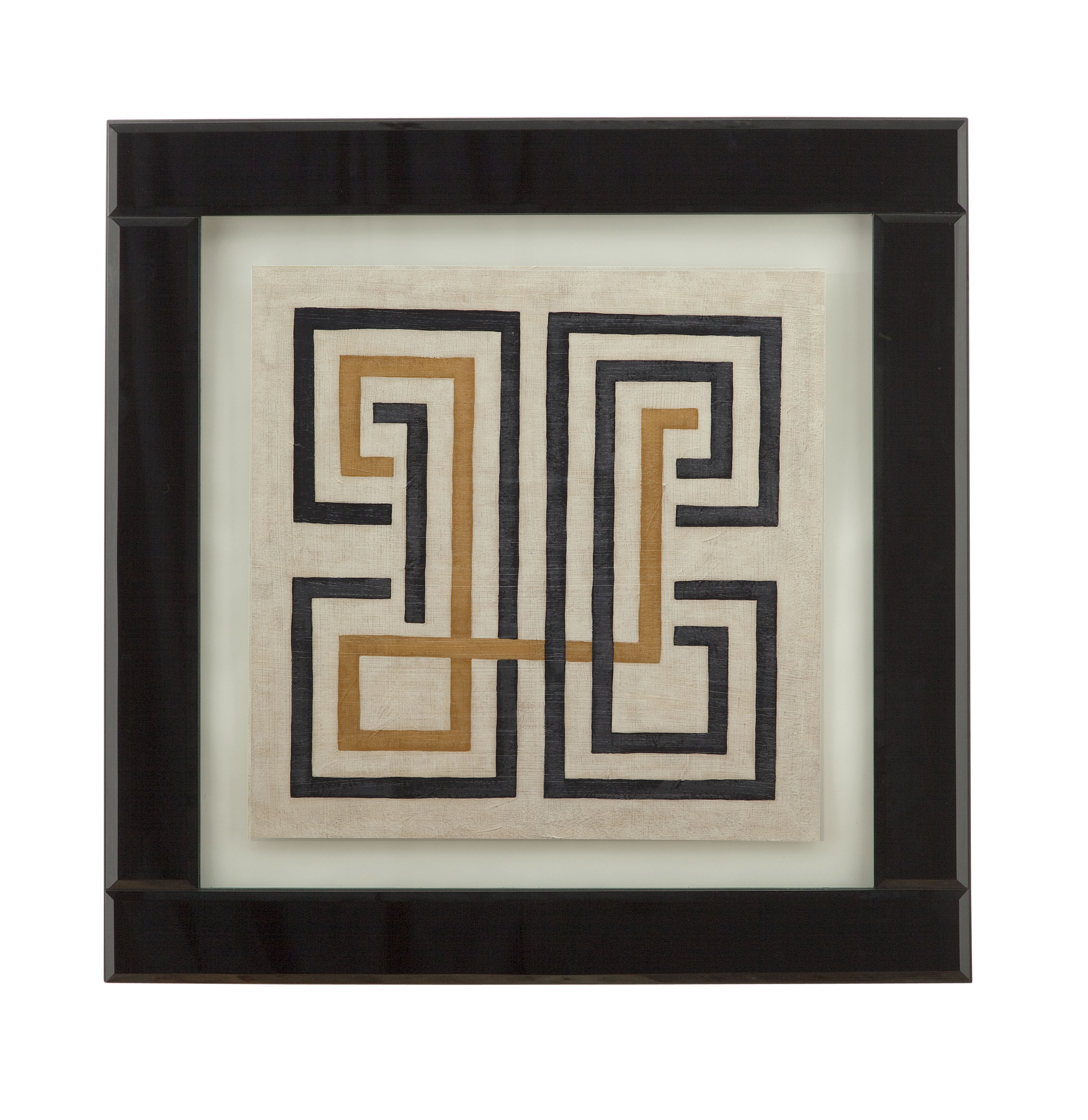 Thoroughly Modern Diversion IV by Bassett Mirror at Alison Craig Home Furnishings