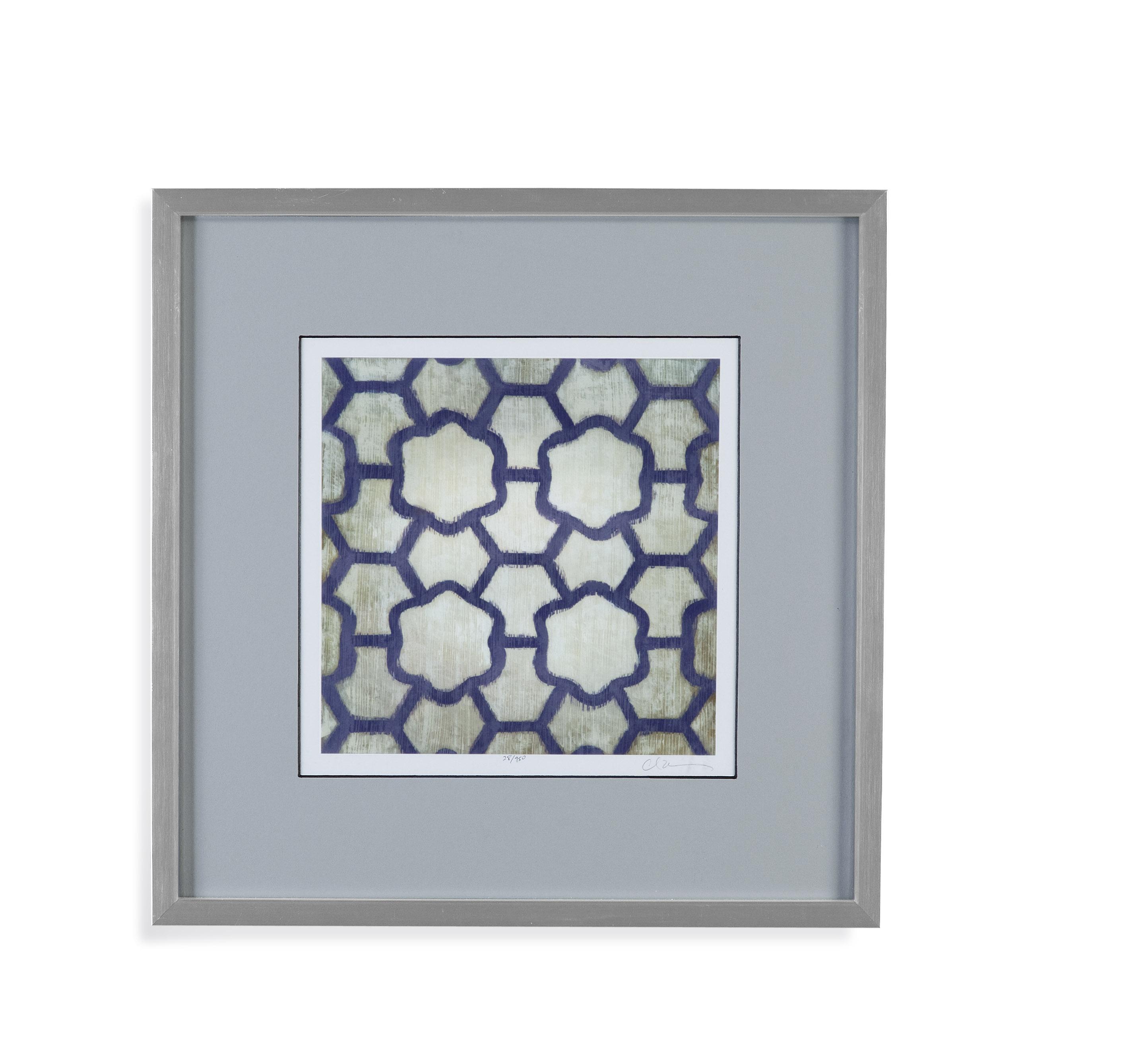 Thoroughly Modern Spectrum Symmetry III by Bassett Mirror at Alison Craig Home Furnishings