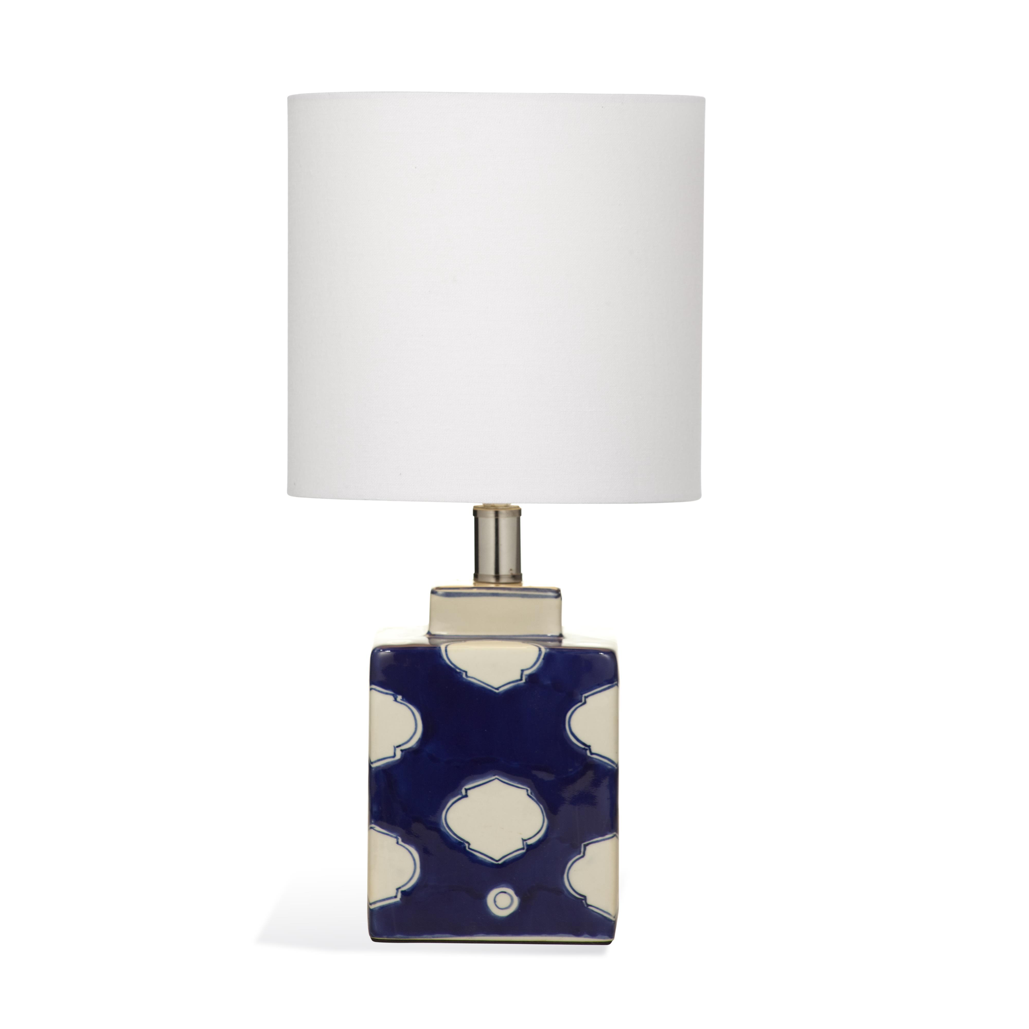 Thoroughly Modern Carmi Table Lamp by Bassett Mirror at Alison Craig Home Furnishings