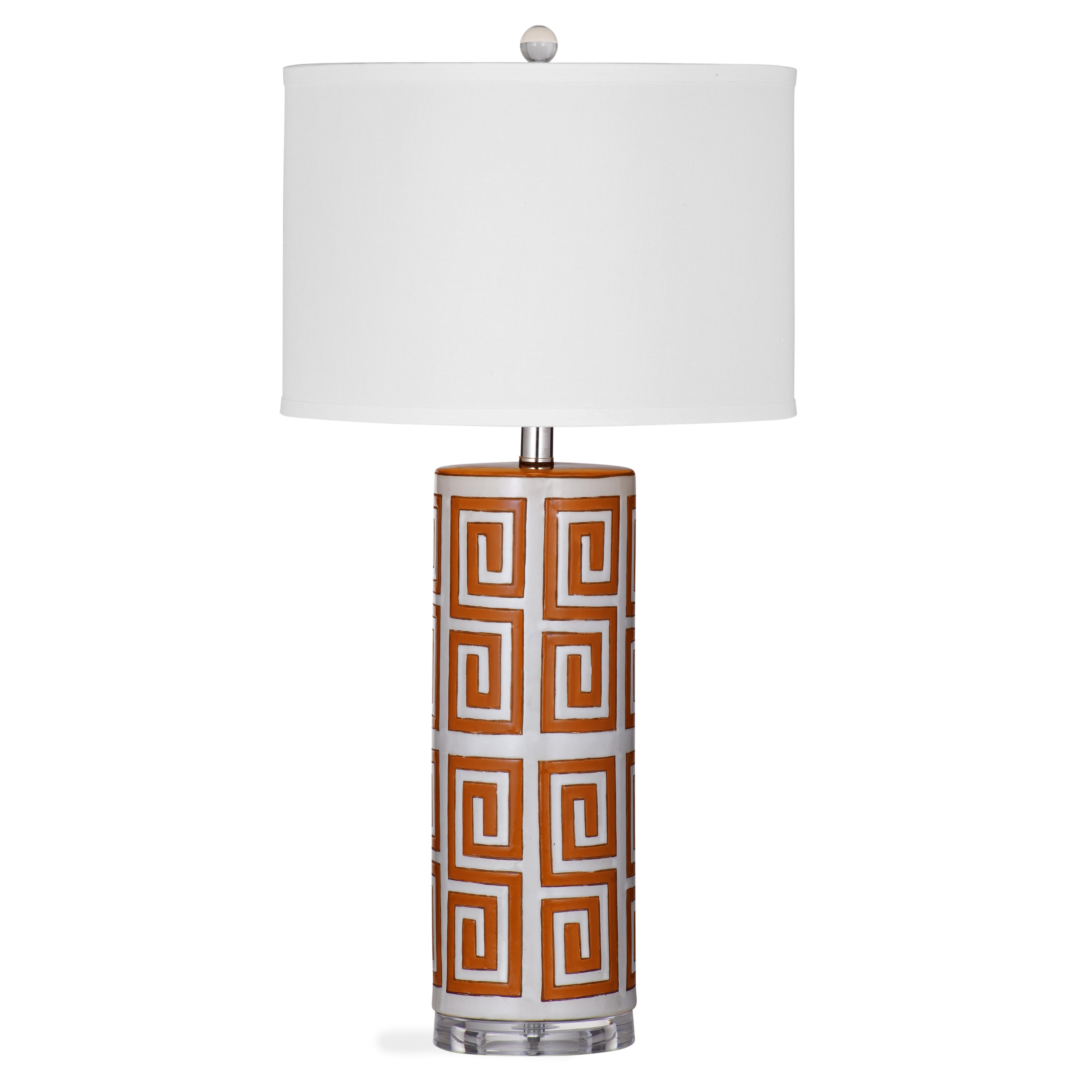 Thoroughly Modern Everson Table Lamp at Ruby Gordon Home