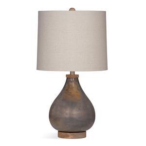 Paisley Table Lamp