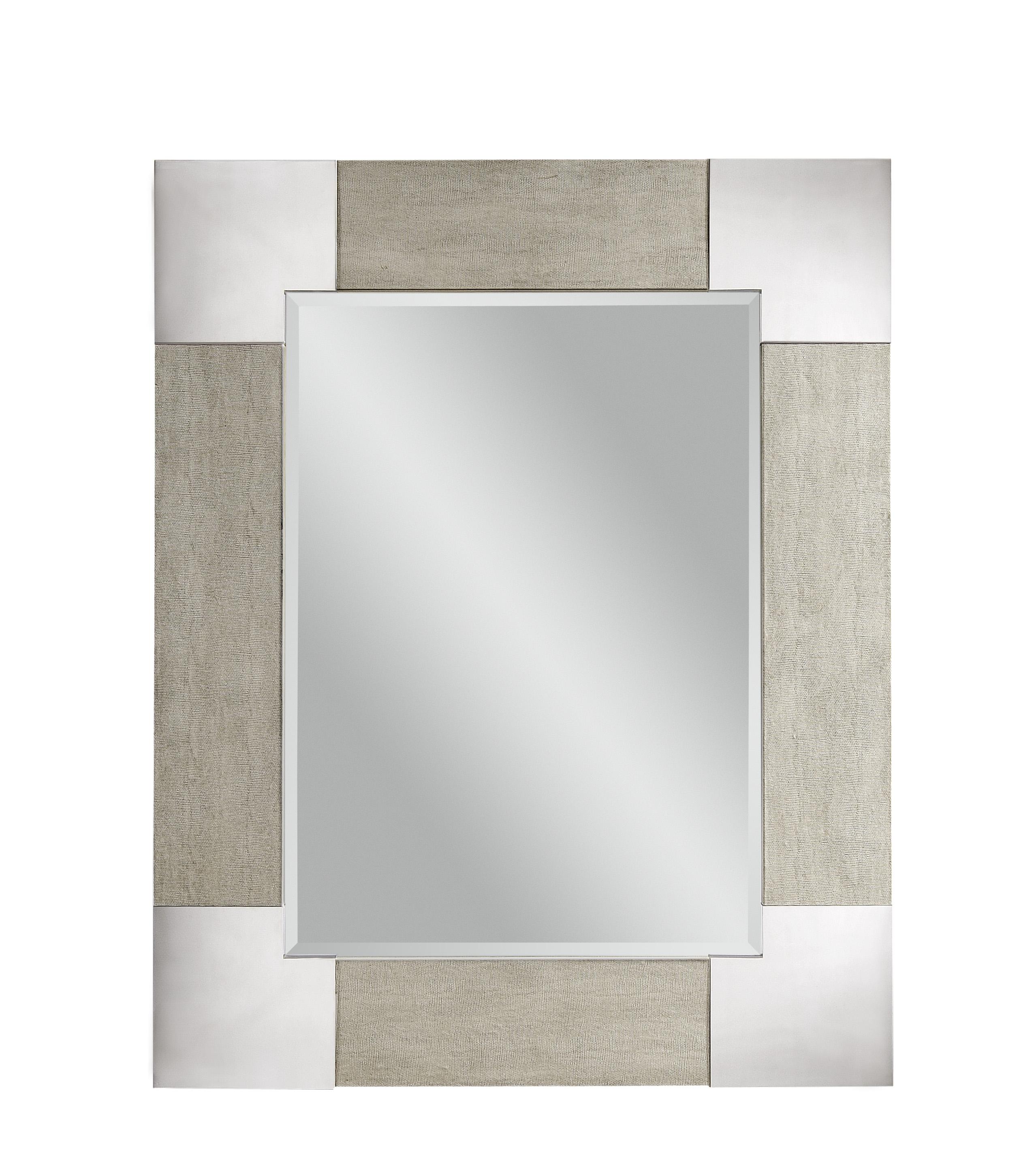 Thoroughly Modern Kipling Wall Mirror by Bassett Mirror at Alison Craig Home Furnishings