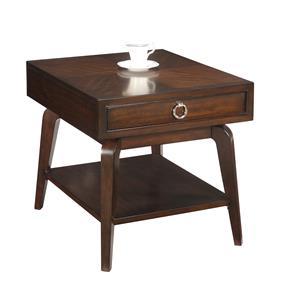 Omni Rectangular End Table
