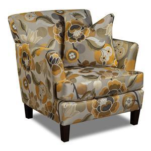 Bauhaus 423A Upholstered Chair