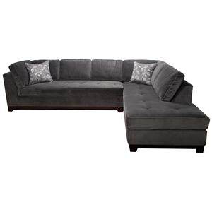 Bauhaus 536A Contemporary Sectional