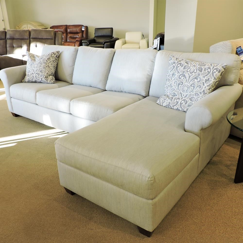 Clearance 2 Piece Sectional by Metro Collection at Belfort Furniture