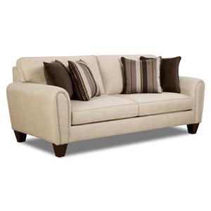 Bauhaus G06A Contemporary Stationary Sofa
