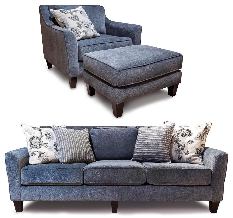 Heidi 3PC Sofa, Chair & Ottoman Set at Rotmans