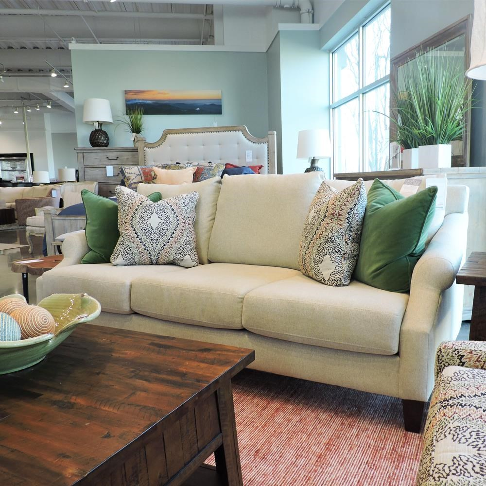 King Street Sofa by Metro Collection at Belfort Furniture