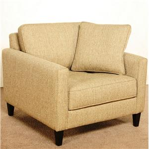Bauhaus Kingsley Chair and a Half