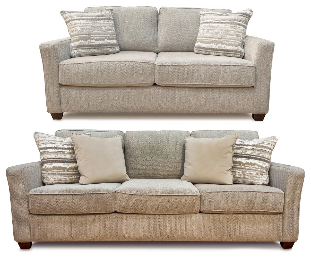 Tiffany 2PC Sofa & Loveseat Set at Rotmans