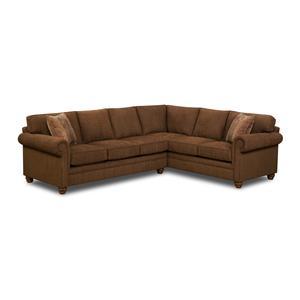 Bauhaus Z18A Sectional Sofa