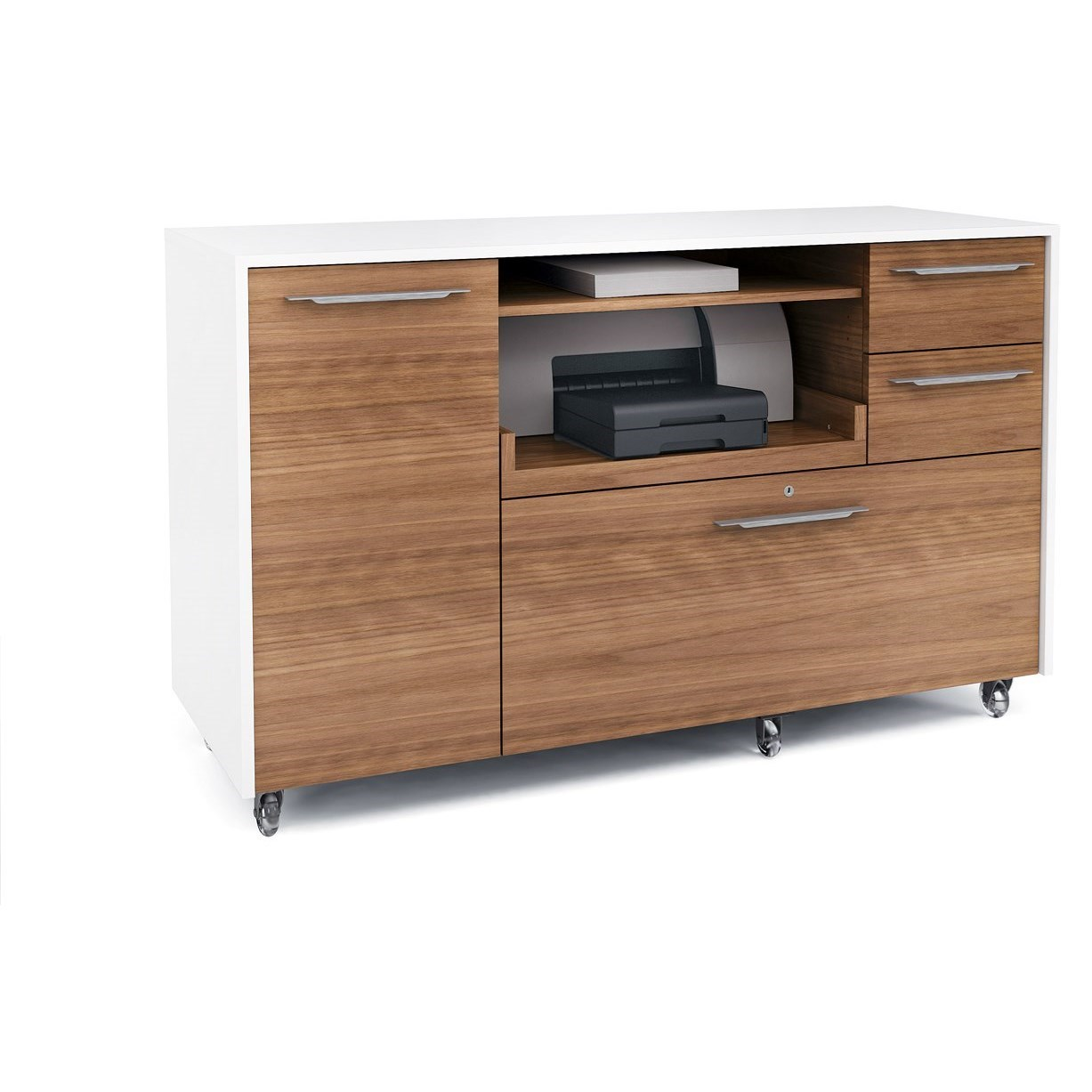 Format Mobile Credenza by BDI at Upper Room Home Furnishings