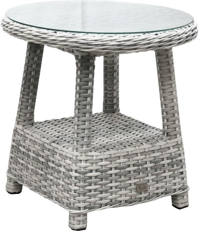 South Beach LAMP TABLE by BeachCraft at Johnny Janosik