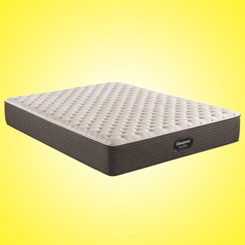 """BRS900 Extra Firm Full 11 3/4"""" Pocketed Coil Mattress by Beautyrest at Sadler's Home Furnishings"""