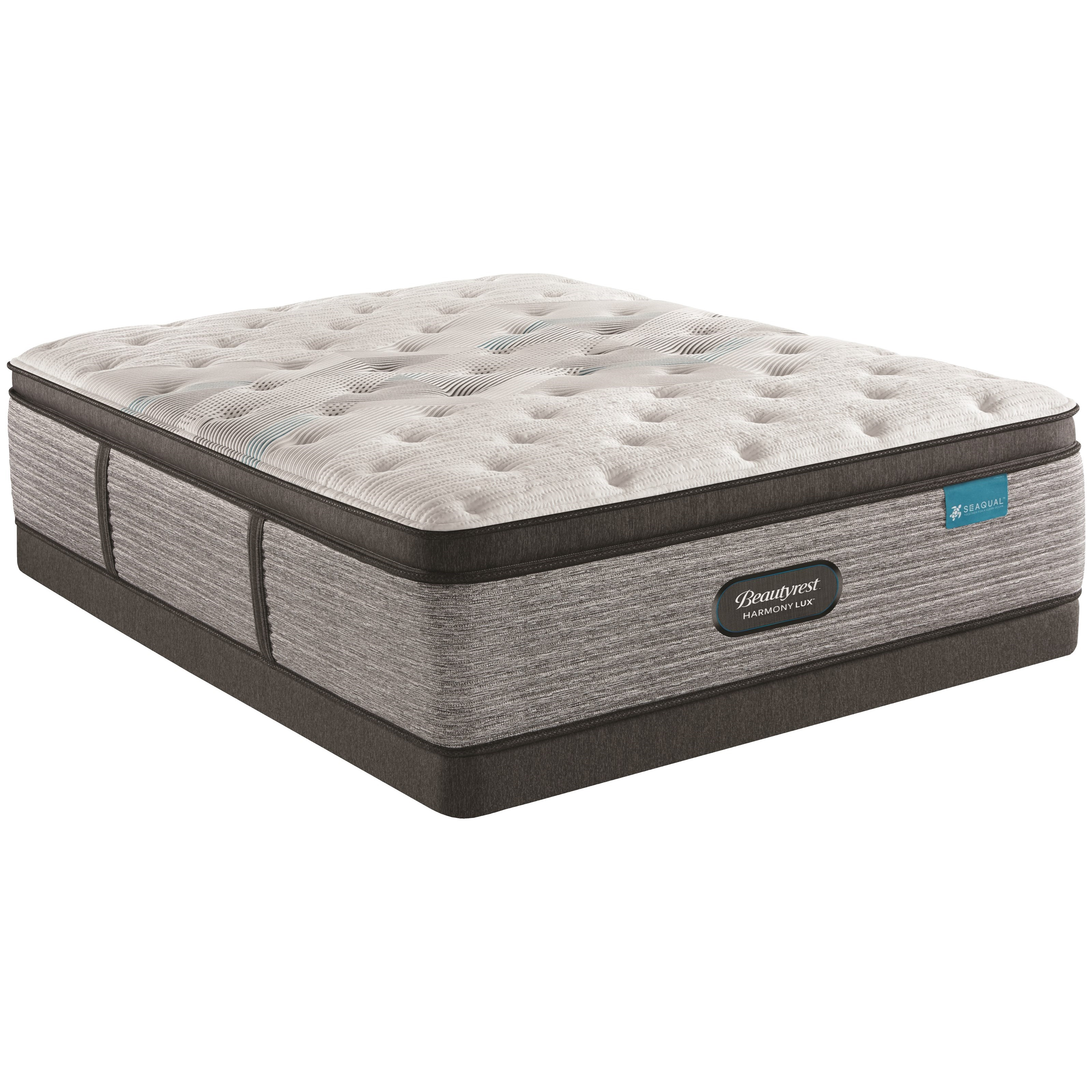 "Carbon Series Medium PT Twin 15 3/4"" Medium PT Low Profile Set by Beautyrest at Rotmans"
