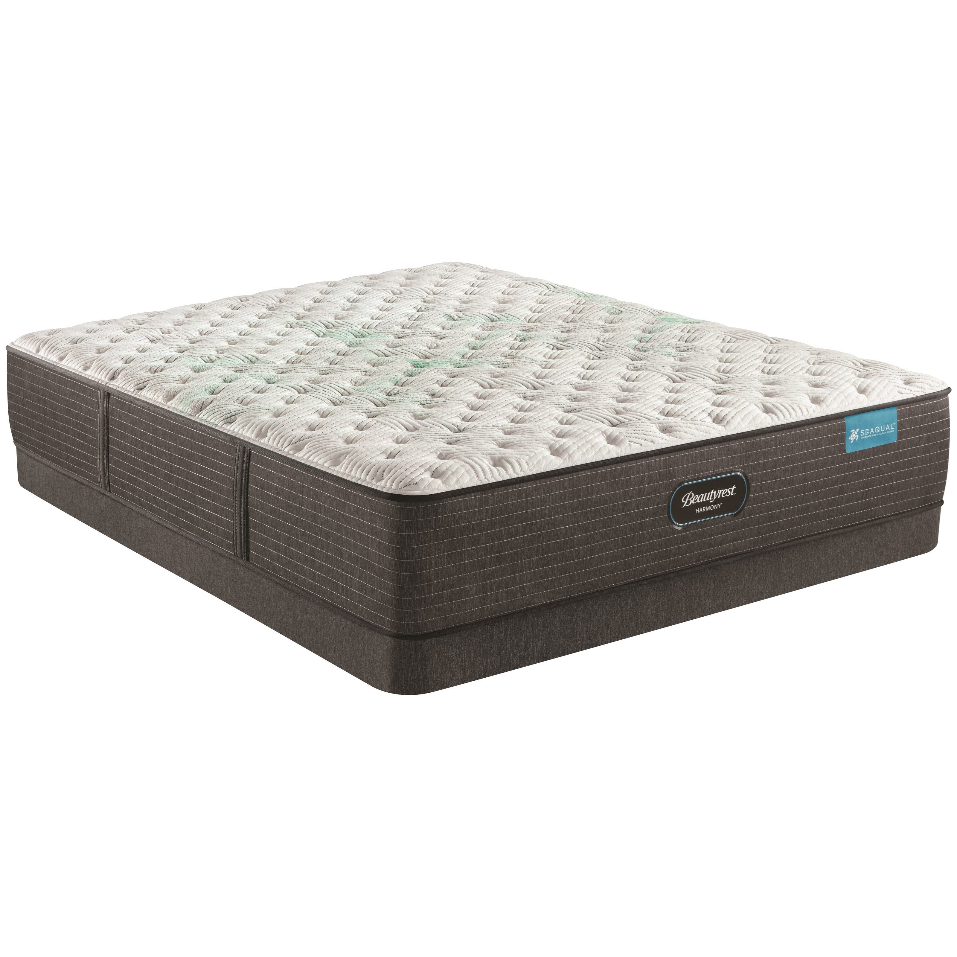 "Seaton Extra Firm TT Full 13"" Extra Firm LP Set by Beautyrest at Morris Home"