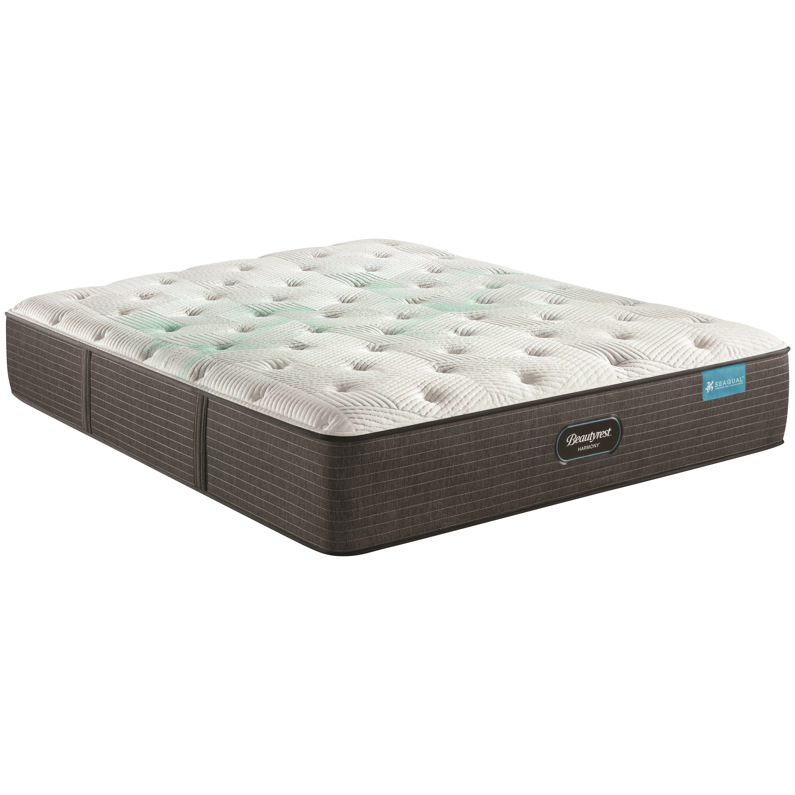 "Harmony Hadley Series Full 13 1/2"" Plush Mattress by Beautyrest at Rotmans"