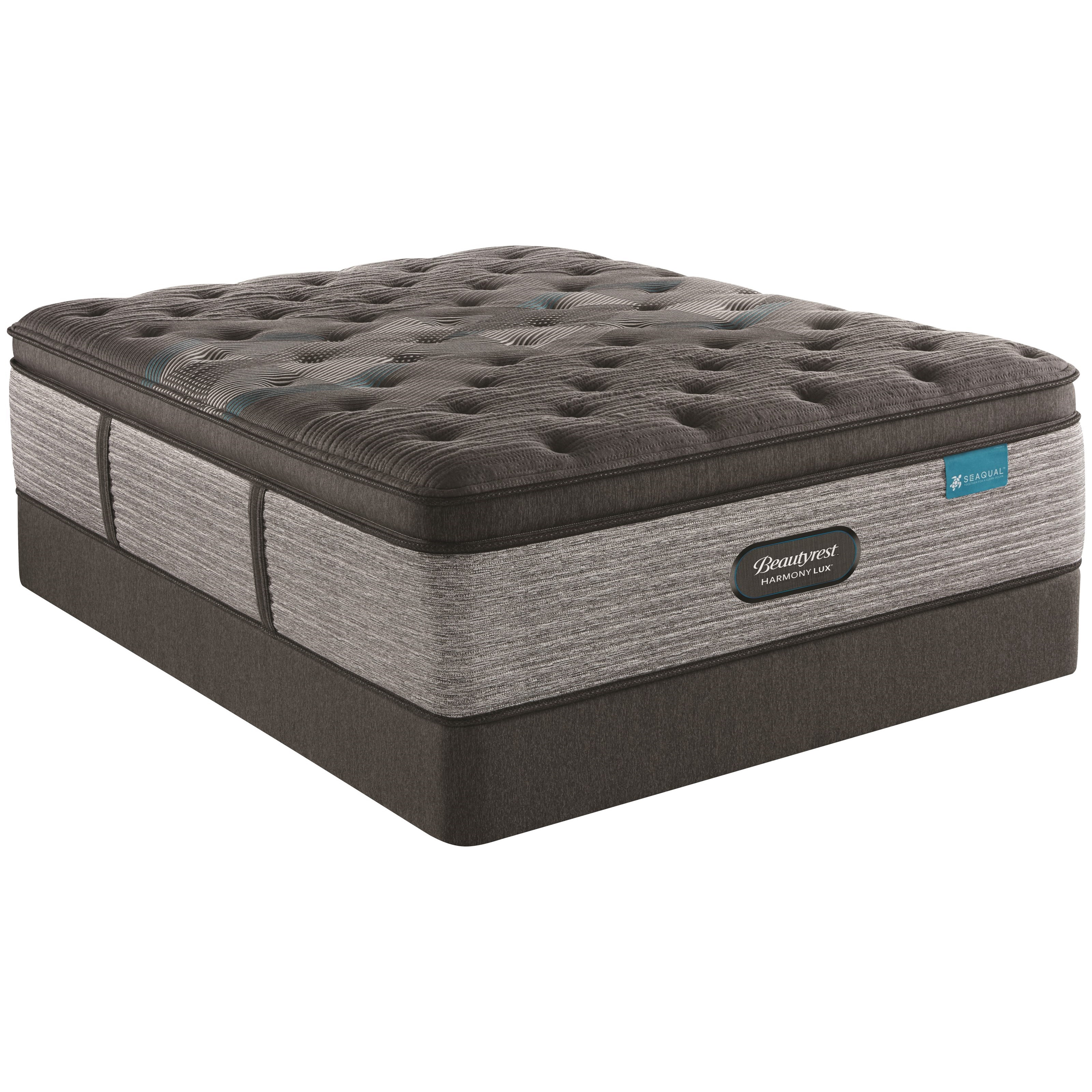 "Diamond Series Ultra Plush PT Full 17 1/2"" Ultra Plush PT Set by Beautyrest at Novello Home Furnishings"