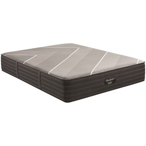 "Queen 13 1/2"" Plush Hybrid Luxury Mattress"