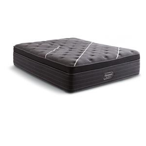 King Firm Ultra Comfort Top Pocketed Coil Mattress