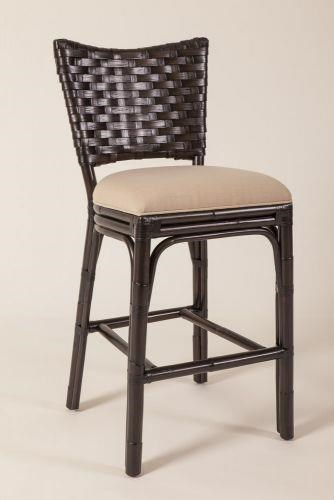 Samba Barstool by C.S. Wo & Sons at C. S. Wo & Sons Hawaii
