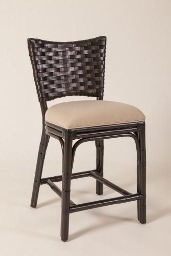 Samba Counter Stool by C.S. Wo & Sons at C. S. Wo & Sons California