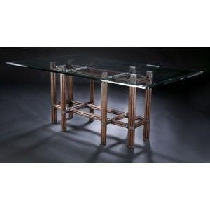 """Sumatra III Sable 54"""" Cocktail Table by C.S. Wo & Sons at C. S. Wo & Sons Hawaii"""