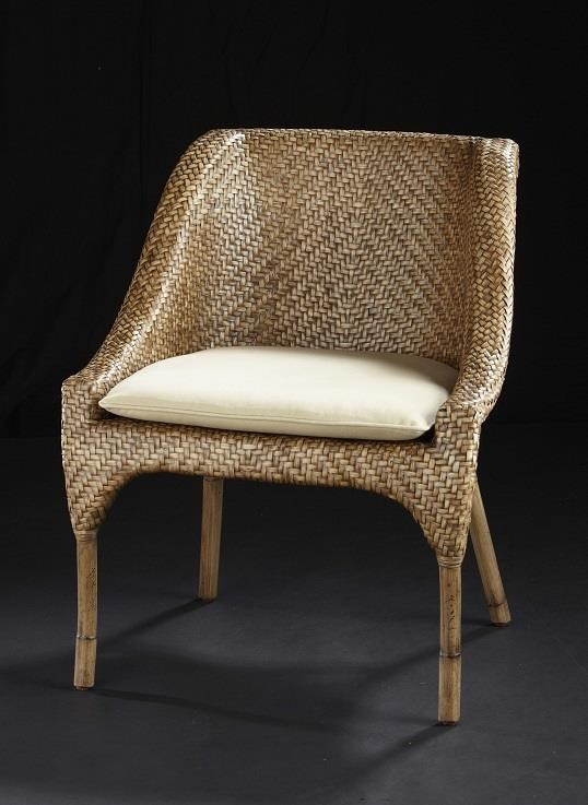 Carla II Dining Side Chair by C.S. Wo & Sons at C. S. Wo & Sons Hawaii