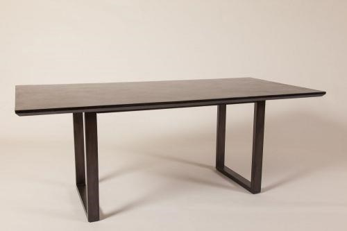 Loft Dining Table by C.S. Wo & Sons at C. S. Wo & Sons California