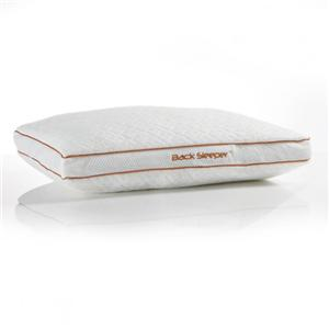 Queen Align Position Pillow for Back Sleepers