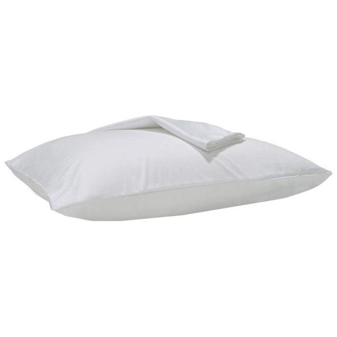 iProtect Pillow Protector King Size iProtect® Pillow Protector by Bedgear at Sam Levitz Furniture