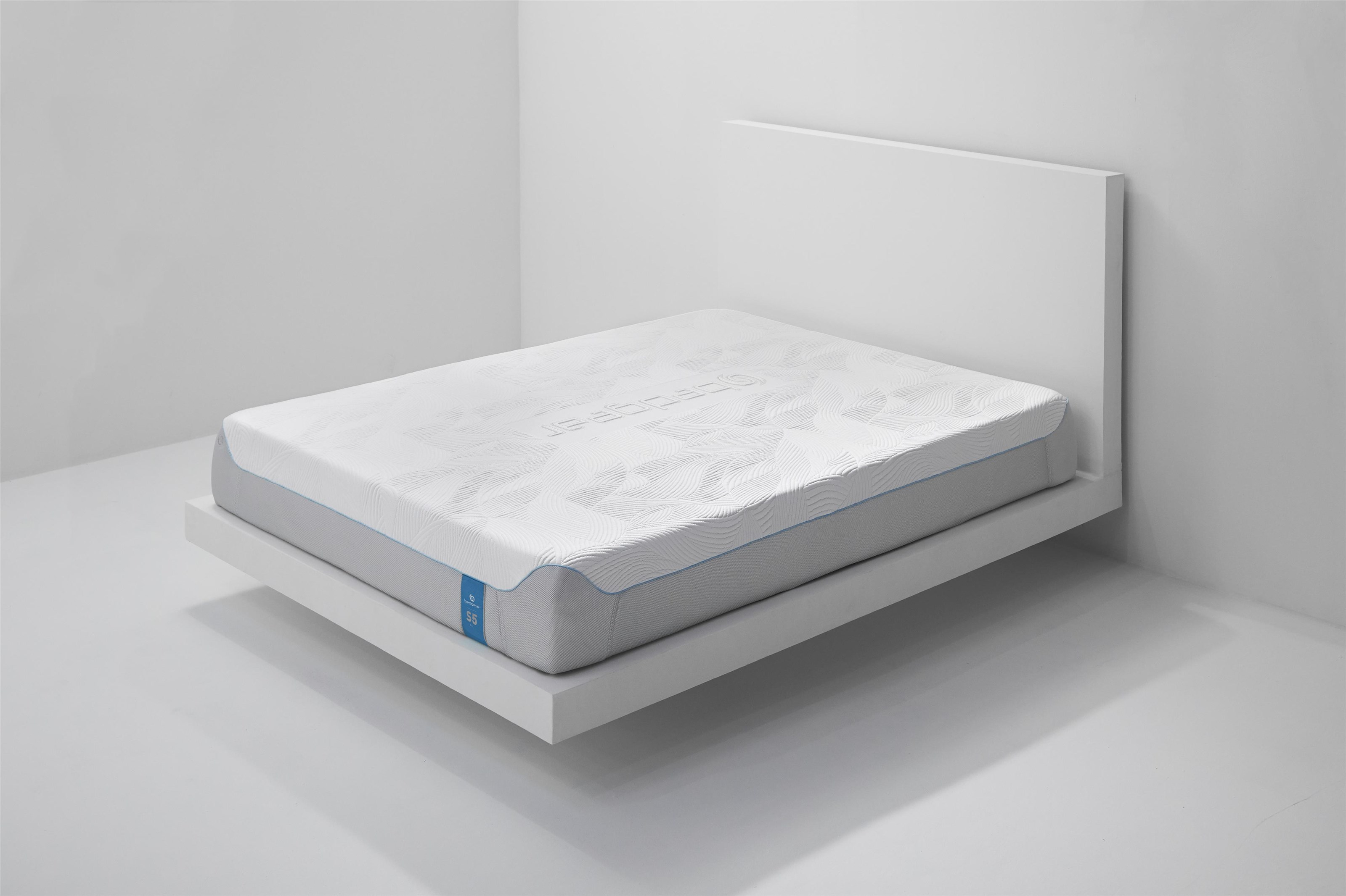 S5 S5 Full Mattress by Bedgear at Morris Home