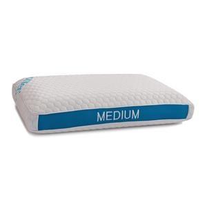 Blue Ice Medium Queen Pillow