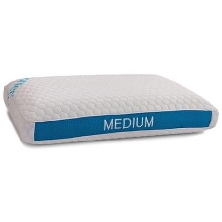 CoolTech Pillows Cooltech Medium Standard Pillow by BedTech at Sparks HomeStore