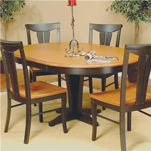 Beechbrook 2130 Round Pedestal Table
